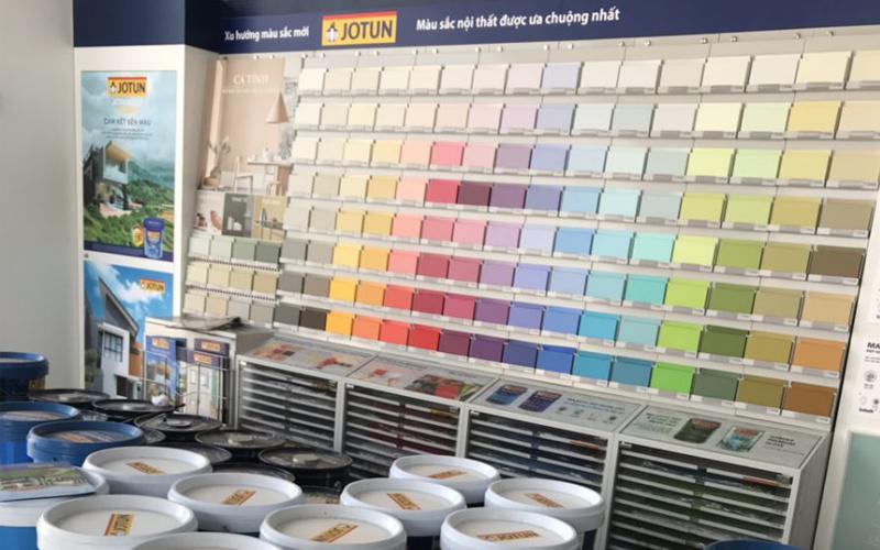 Giới thiệu sơn Jotun